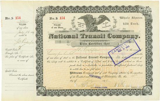 National Transit Company