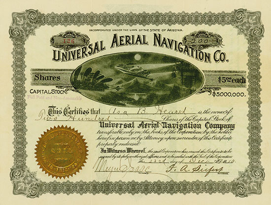 Universal Aerial Navigation Co.