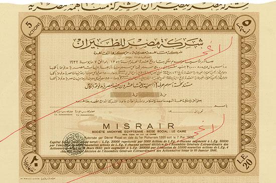 MISRAIR Société Anonyme Egyptienne