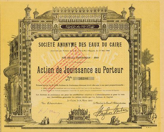 Société Anonyme des Eaux du Caire