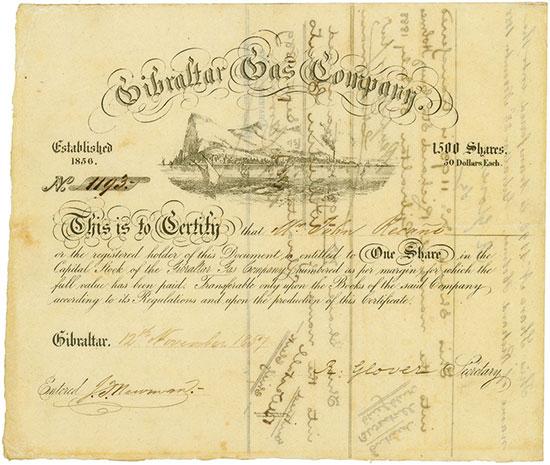 Gibraltar Gas Company