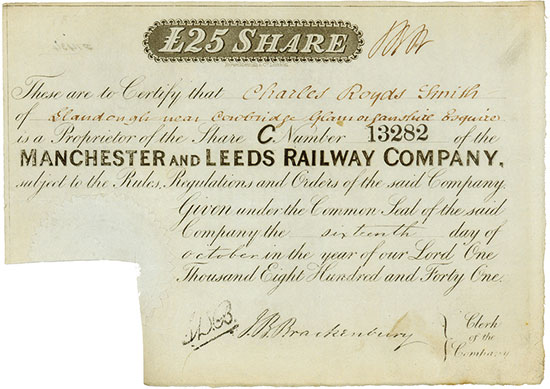 Manchester and Leeds Railway Company
