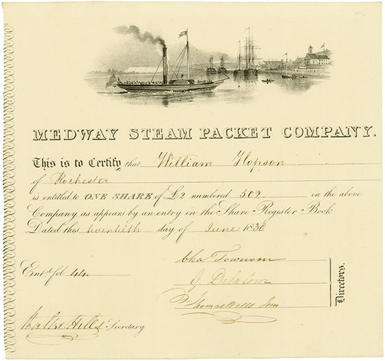 Medway Steam Packet Company