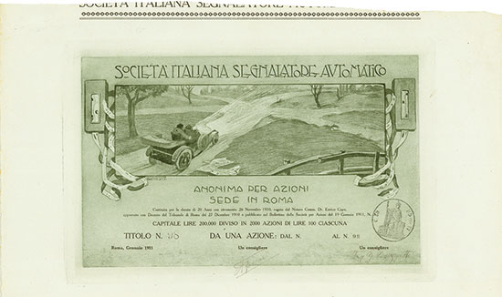 Società Italiana Segnalatore Automatico