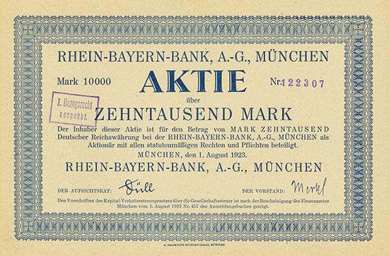 Rhein-Bayern-Bank AG