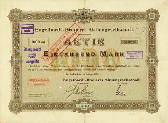 Engelhardt-Brauerei AG