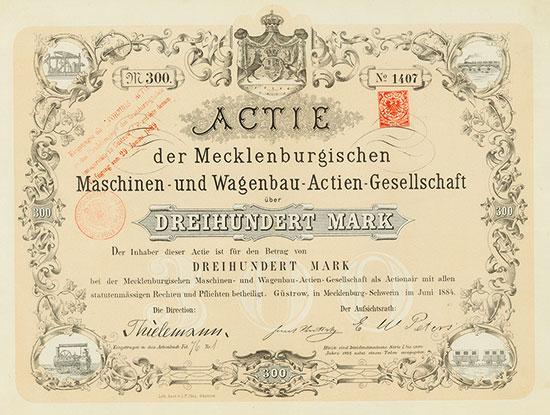 Mecklenburgische Maschinen- und Wagenbau-AG