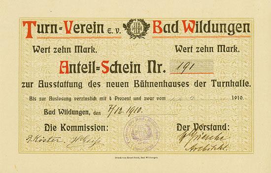 Turn-Verein e. V. Bad Wildungen