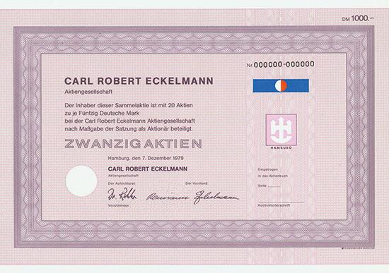 Carl Robert Eckelmann AG