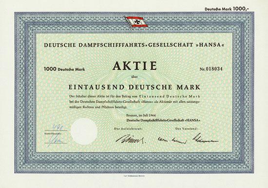 Deutsche Dampfschifffahrts-Gesellschaft