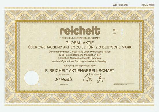 F. Reichelt AG