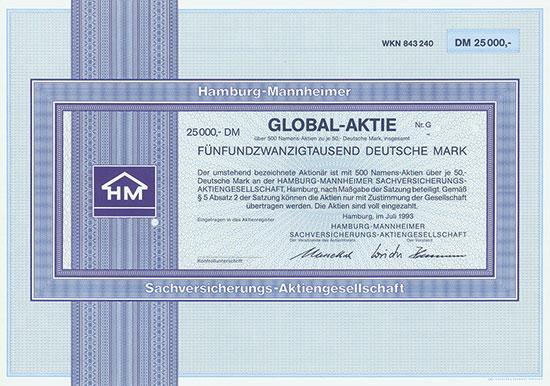 Hamburg-Mannheimer Sachversicherungs-AG