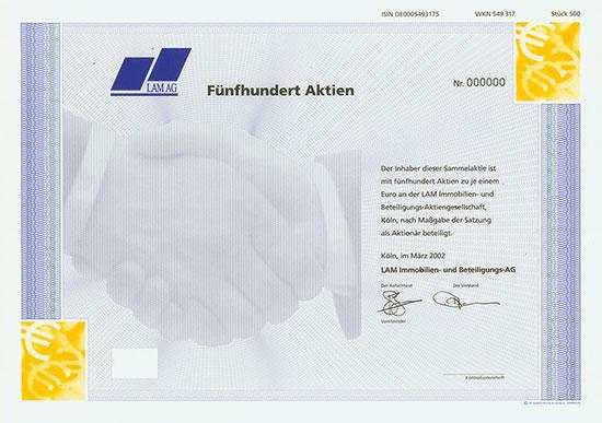 LAM Immobilien- und Beteiligungs-AG