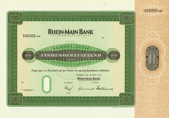 Rhein-Main Bank AG