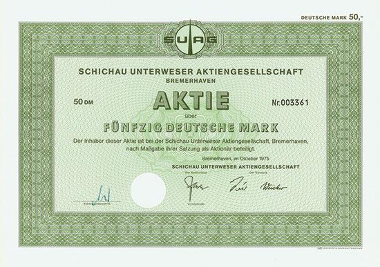 Schichau Unterweser AG