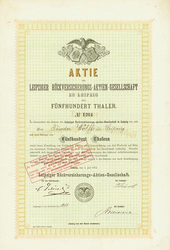 Leipziger Rückversicherungs-AG