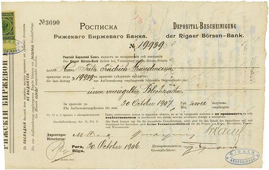 Rigaer Börsen-Bank