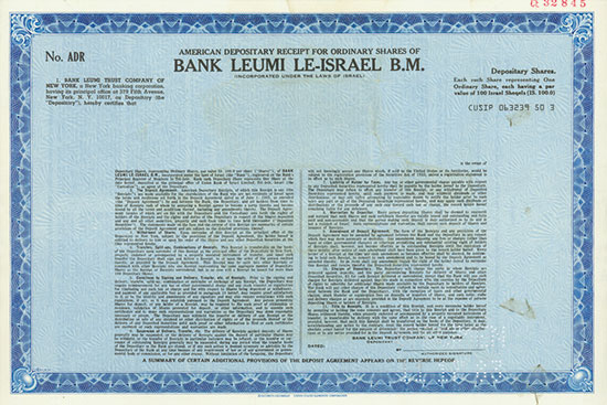 Bank Leumi Le-Israel B.M.