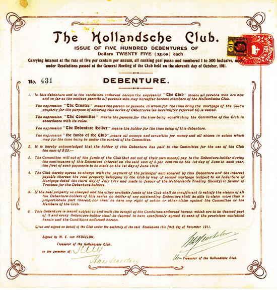 Hollandsche Club