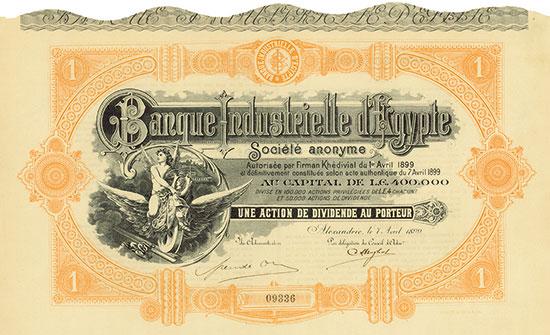 Banque Industrielle d'Egypte Société Anonyme