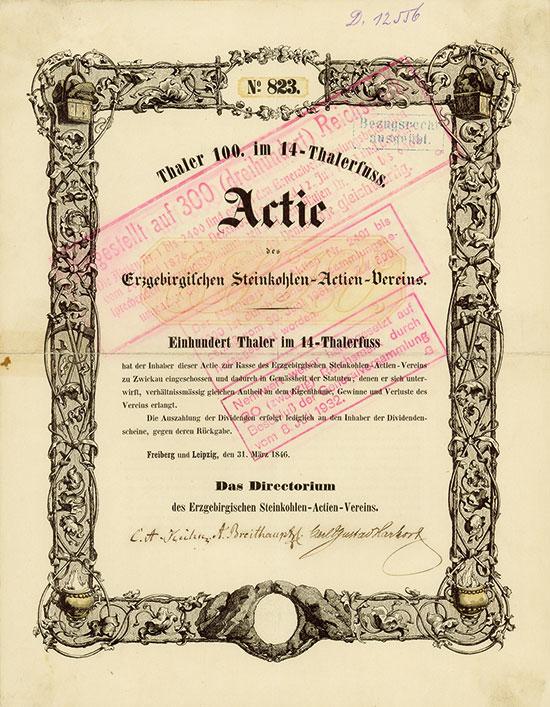 Erzgebirgischer Steinkohlen-Actien-Verein