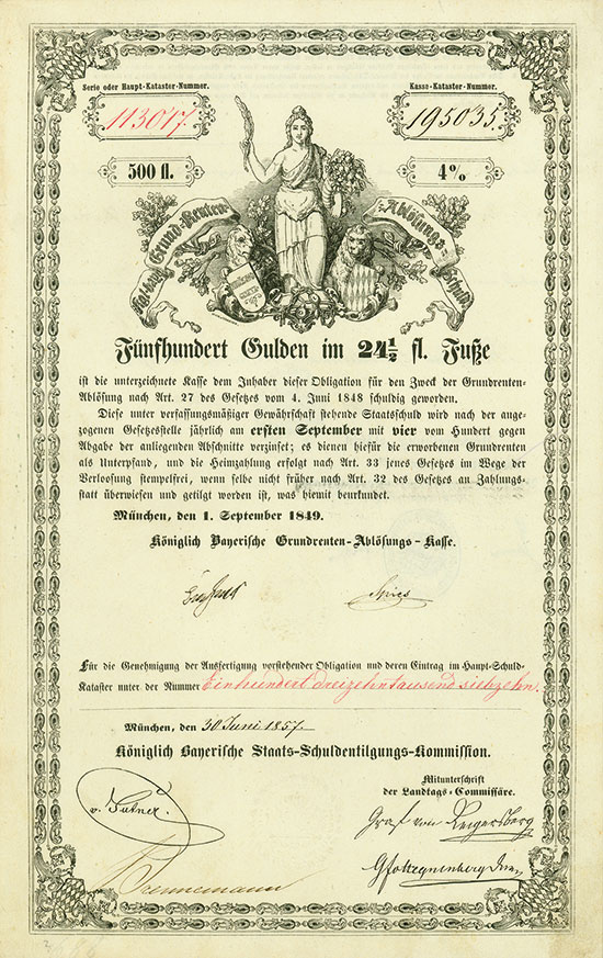 Königlich Bayerische Staats-Schuldentilgungs-Commission