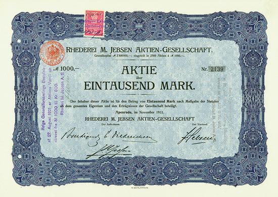 Rhederei M. Jebsen AG