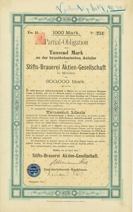 Stifts-Brauerei AG