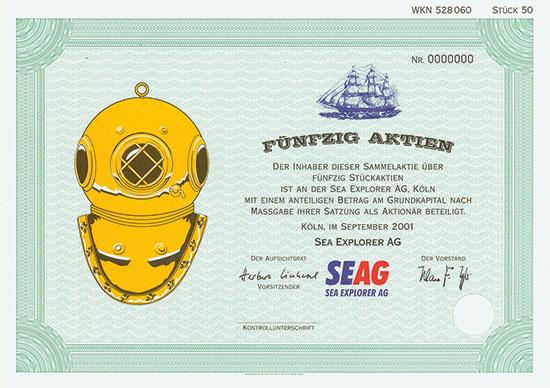 Sea Explorer AG