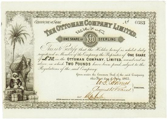 Ottoman Company Limited
