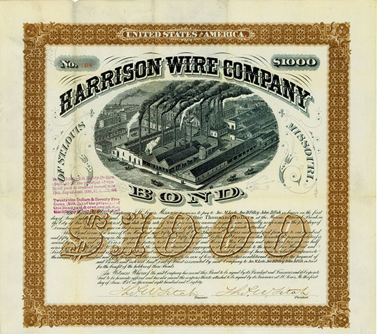 Harrison Wire Company