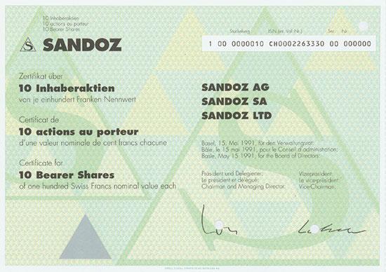 Sandoz AG