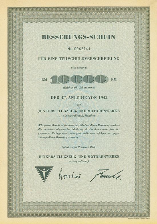 Junkers Flugzeug- und Motorenwerke AG