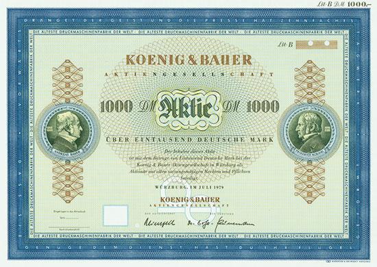 Koenig & Bauer AG