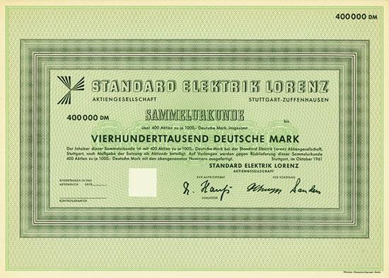 Standard Elektrik Lorenz AG
