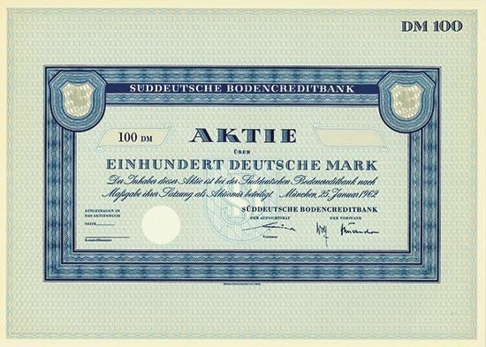 Süddeutsche Bodencreditbank AG