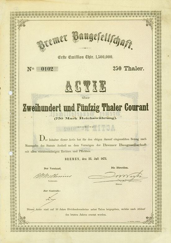 Bremer Baugesellschaft