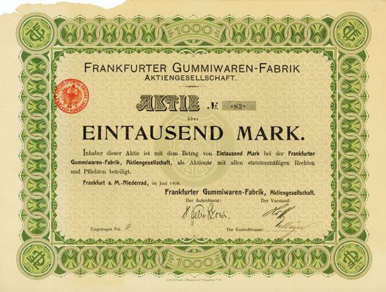Frankfurter Gummiwaren-Fabrik AG