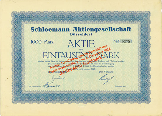 Schloemann AG