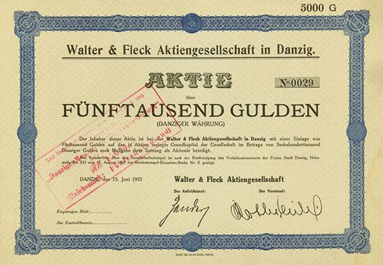 Walter & Fleck AG