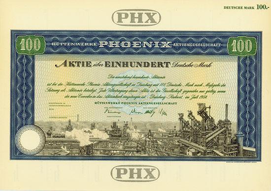 Hüttenwerke Phoenix AG