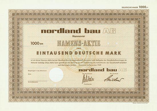 nordland bau AG