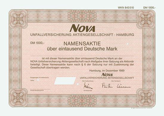 NOVA Unfallversicherung AG
