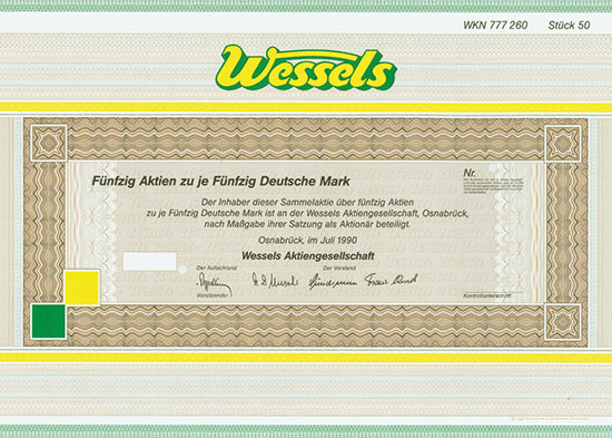 Wessels AG