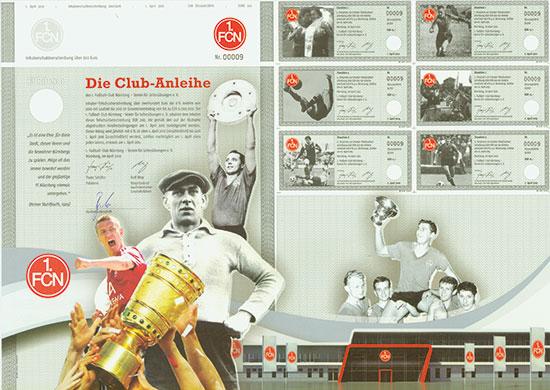 1. Fußball-Club Nürnberg - Verein für Leibesübungen e. V.