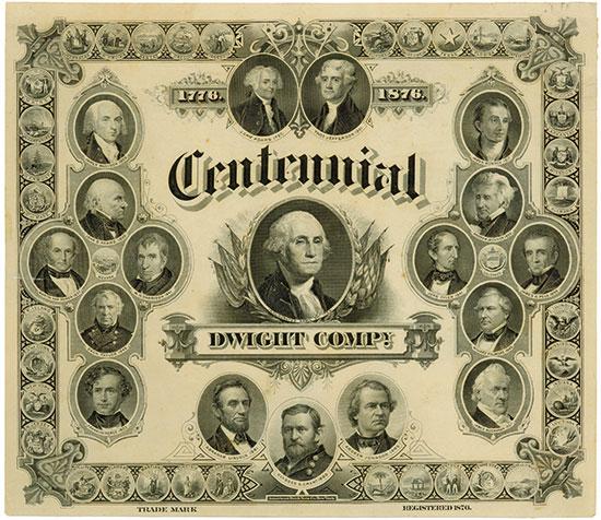 Centennial Dwight Compy