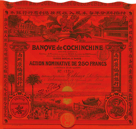 Banque de Cochinchine