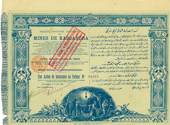Société Anonyme Ottomane des Mines de Kassandra