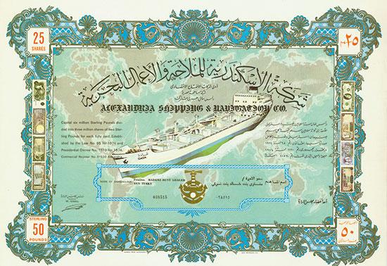 Alexandria Shipping & Navigation Company