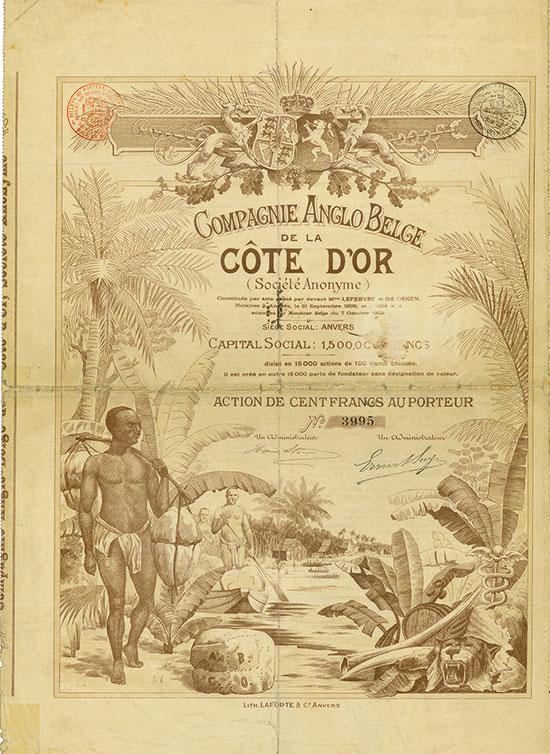 Compagnie Anglo Belge de la Côte d'Or (Société Anonyme)